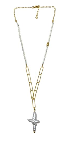 Gaby Ray Tuane Chain Necklace