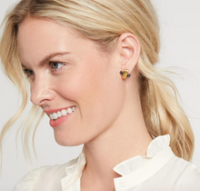 Julie Vos Catalina X Stud Earring