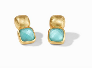 Julie Vos Catalina clip-on earrings