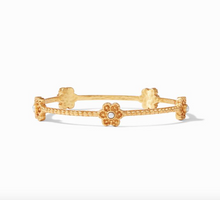 Julie Vos Colette Pearl Bangle Brancelet