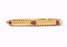 Julie Vos Olympia Hinge Bangle Bracelet