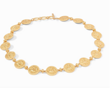 Julie Vos Coin Necklace