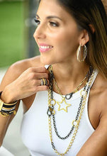 Gaby Ray Chunky Lilly Necklace