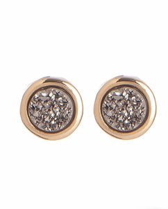 Marcia Moran Regis Stud Earrings