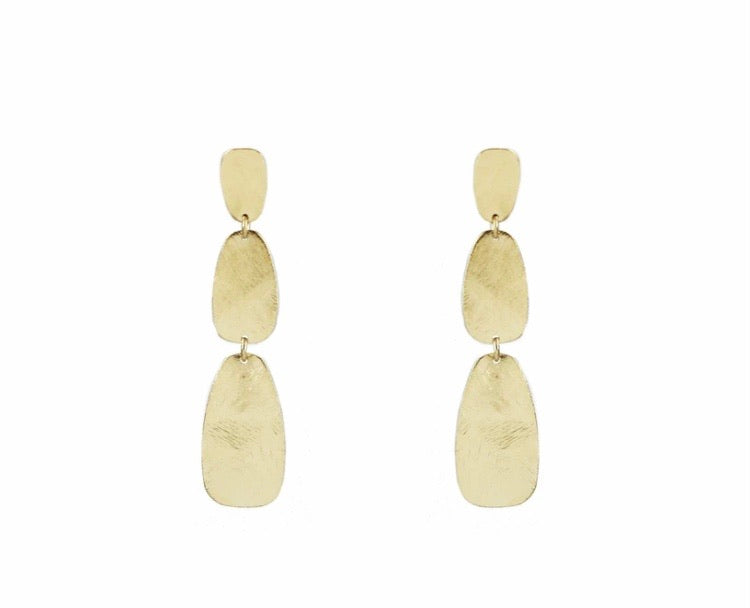 Marcia Moran Hemi Drop Earrings