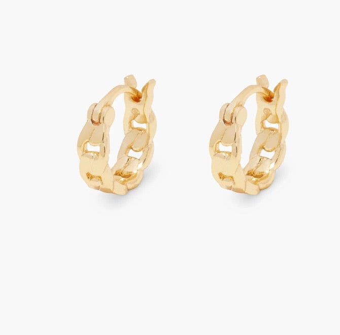 Gorjana Wilder Huggies Earring