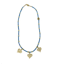 Gaby Ray Penny Turquoise Necklace