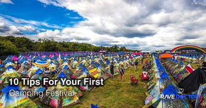 10 Tips For Your First Camping Festival