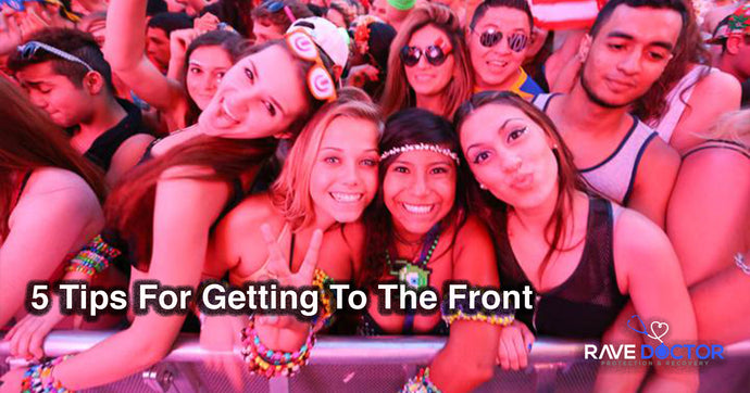 5 Tips For Getting To The Front