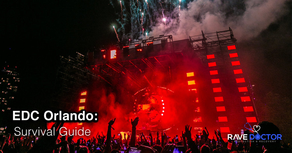 EDC Orlando: Survival Guide