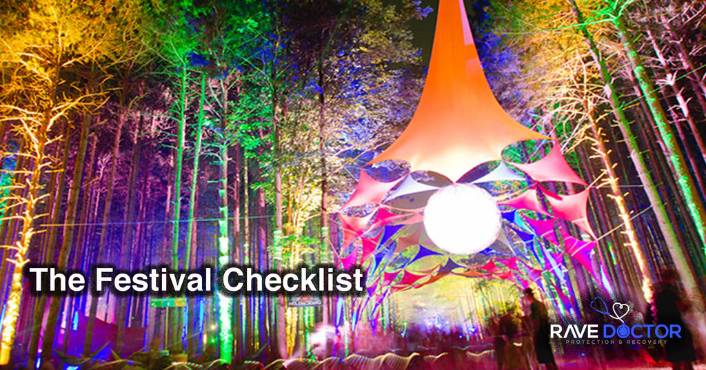The Festival Checklist