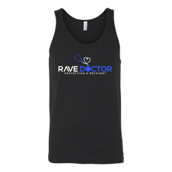 Rave Doctor Unisex Tank - All Over Tanks - Rave Doctor