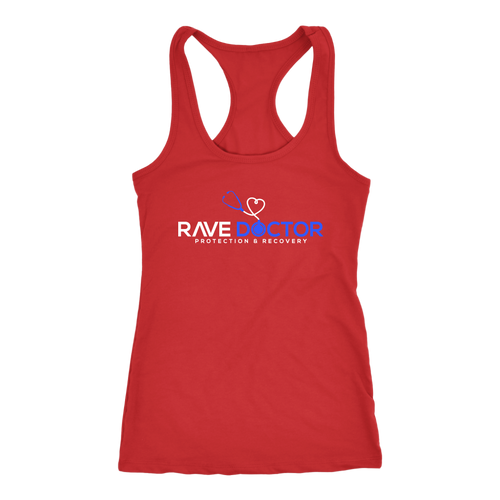 Rave Doctor Racerback Tank - All Over Tanks - Rave Doctor