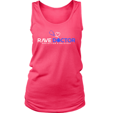 Rave Doctor Womens Tank - All Over Tanks - Rave Doctor