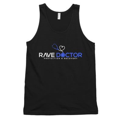 The Boss Tank - All Over Tanks - Rave Doctor