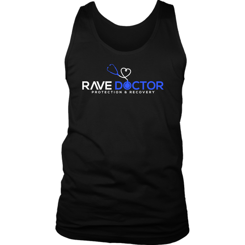 Rave Doctor Mens Tank - All Over Tanks - Rave Doctor
