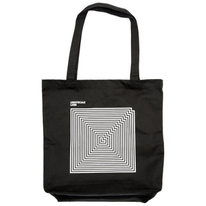 Radiant Tote Bag in Black