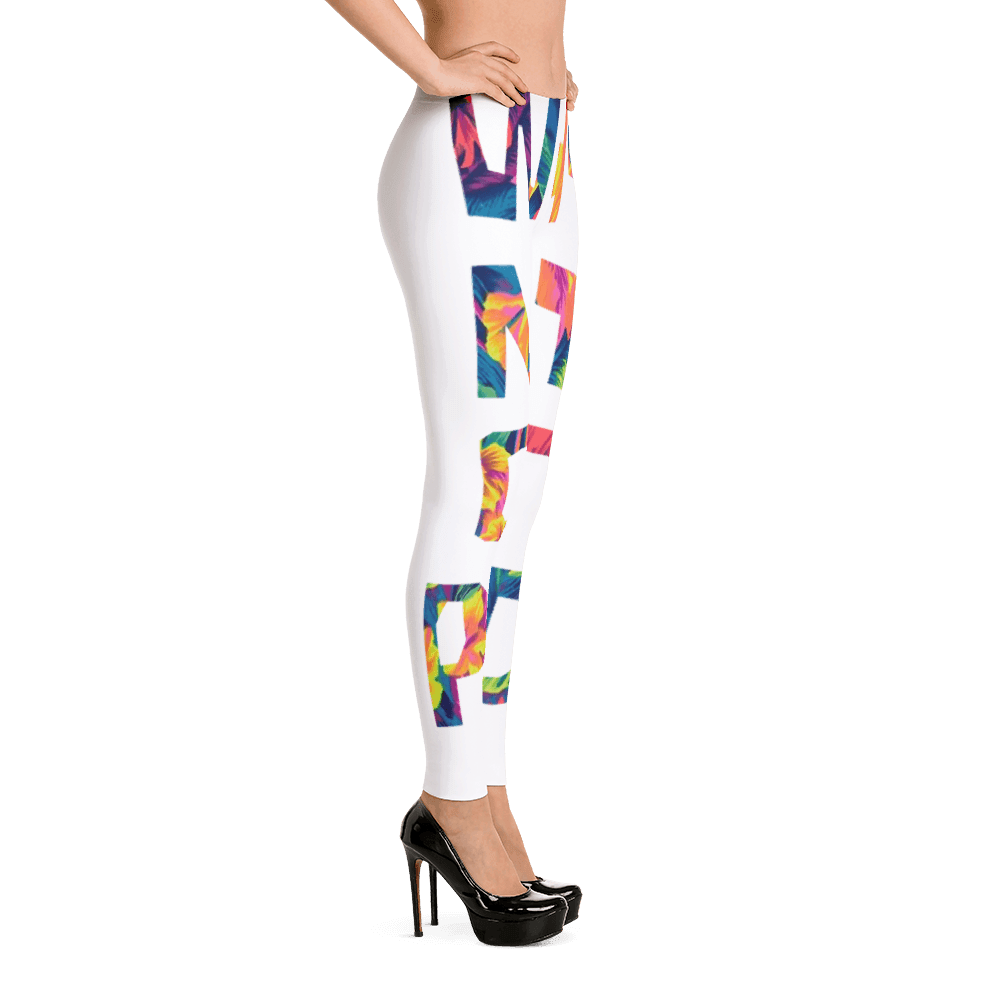 Why Not Get Paid Color Trap women Leggings Colortrap WhyNotGetPAidFashion