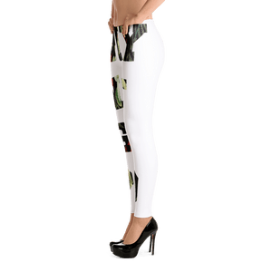 Why Not Get Paid Jungle Tec women Leggings JungleTec WhyNotGetPAidFashion