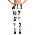 Why Not Get Paid Jungle Tec women Leggings JungleTec WhyNotGetPAidFashion XS