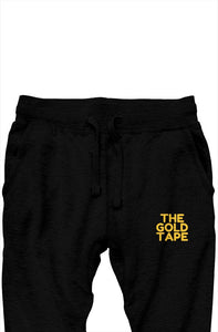 "Limited Edition ""Gold Tape"" Joggers"