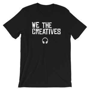 "Limited Edition ""WE THE CREATIVES"" T-Shirt"