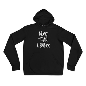 "Limited Edition ""More Than A Rapper"" Hoodie"