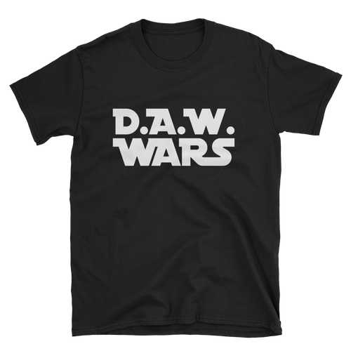 D.A.W. Wars Limited Edition T-Shirt (B &W)