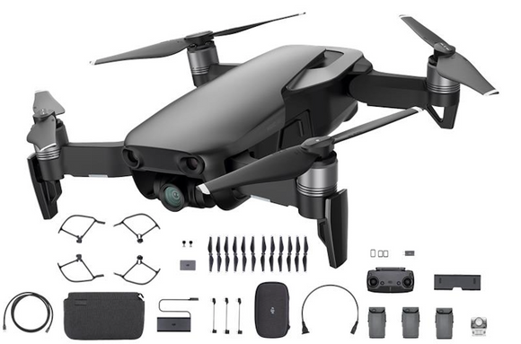 DJI Mavic Air - Fly More Combo (Value Pack) (Select colour variant)