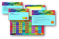 BSBITU201 Produce simple word processed documents - Quiz Game