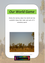 Our World Game