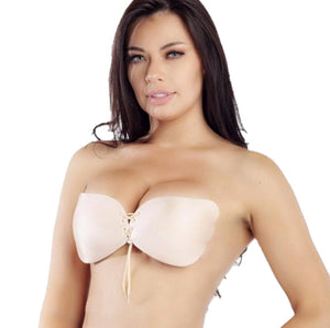222N MAGIC CURVES BREAST LIFT ADHESIVE BRA (1 Dozen Wholesale Price)