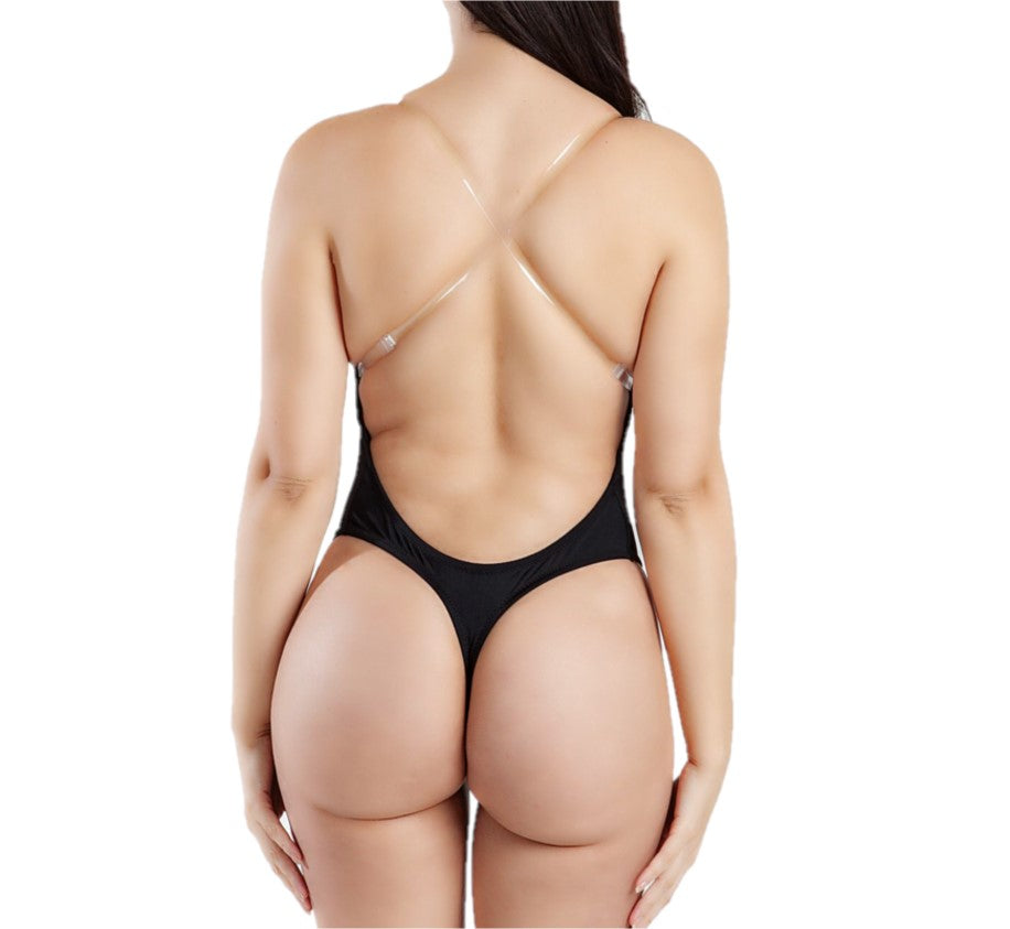 Magic Curves Backless Thong Body suit, shapewear, Shaper, Thong Shaper, Backless