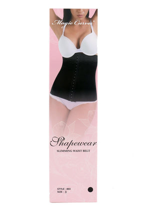 Magic Curves Slimming Belt, Corset, Waist Trainer, Shaper, Shapewear, Waist Cincher