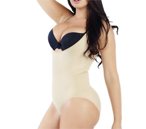 6733 MAGIC CURVES SEAMLESS BODYSUIT (6pcs Wholesale Price)