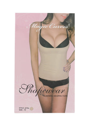 6784 MAGIC CURVES SLIMMING SHAPING TANK (6pcs Wholesale Price)