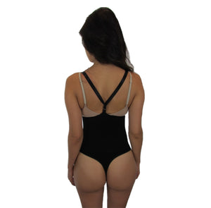 6787 MAGIC CURVES SEAMLESS HIGH CONTROL THONG (6pcs Wholesale Price)
