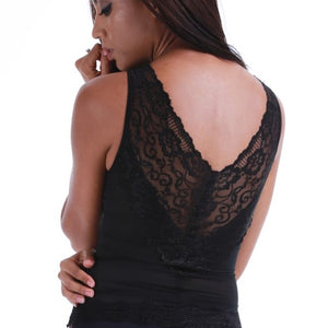 6736 MAGIC CURVES LACE SHAPING TOP (6pcs Wholesale Price)