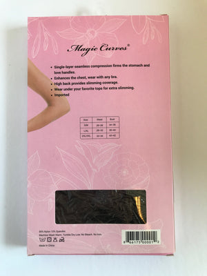 6755 MAGIC CURVES SEAMLESS SHAPING TANK-TOP (6pcs Wholesale Price)
