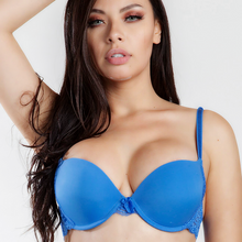MAGIC CURVES LACE PUSH UP BRA