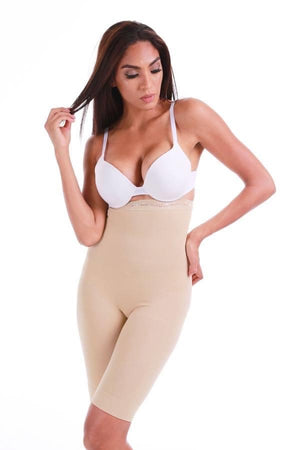 6725 MAGIC CURVES SEAMLESS LONG LEG BODY SUIT (6pcs Wholesale Price)