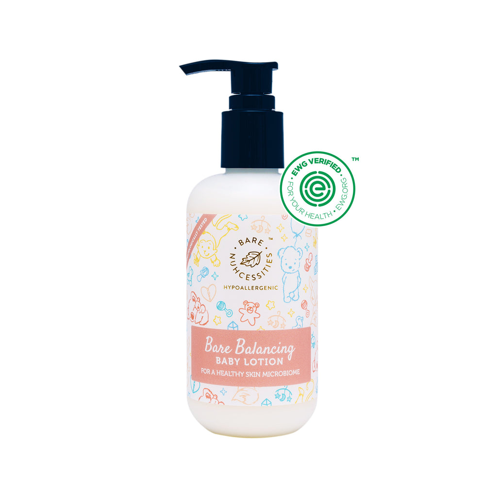 Bare Balancing Baby Lotion EWG Verified