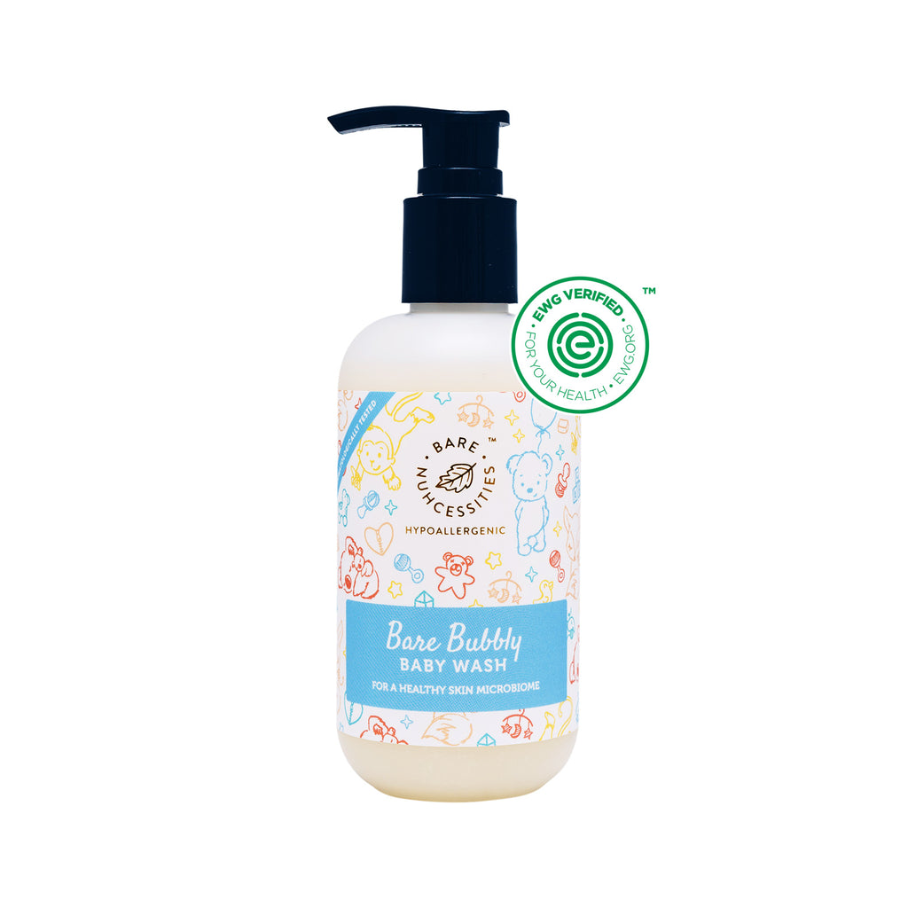 Bare Bubbly Baby Wash EWG Verified