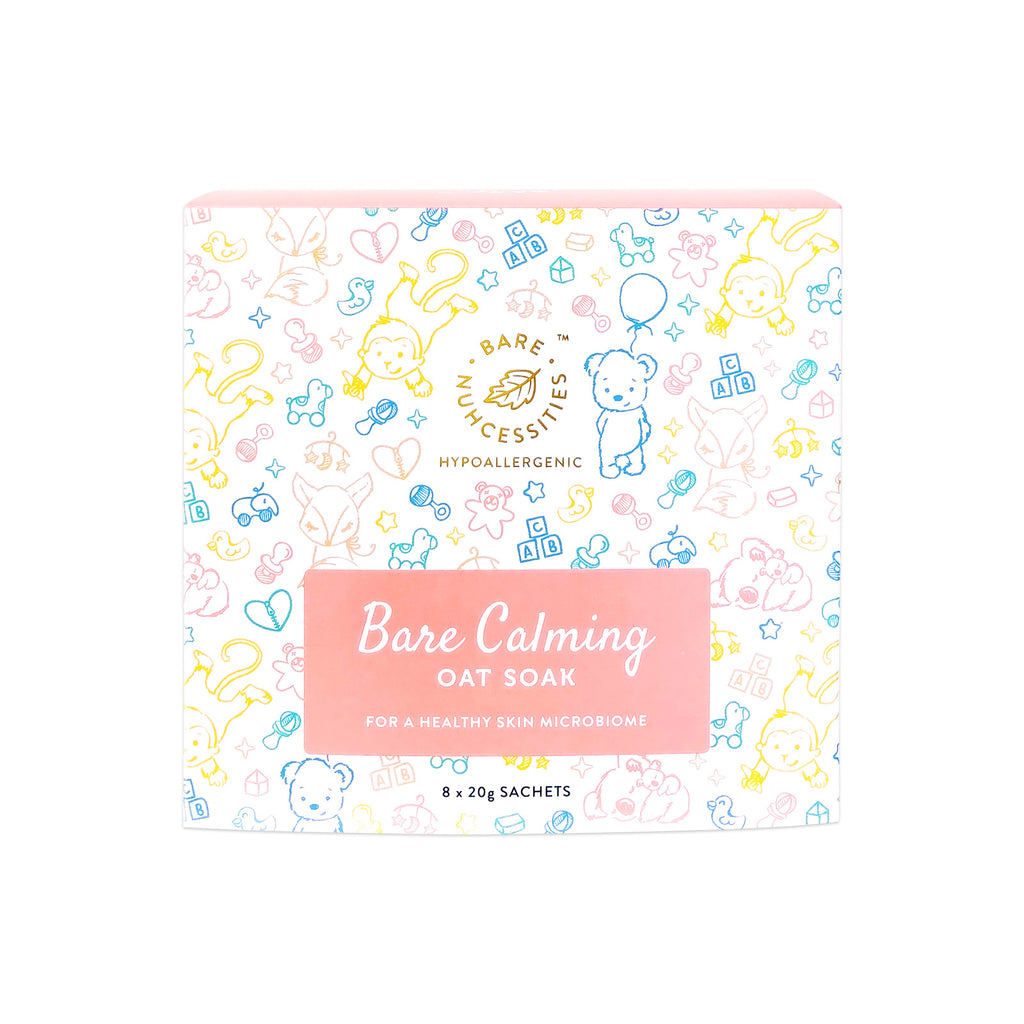 Bare Calming Oat Soak - Bare Nuhcessities Baby
