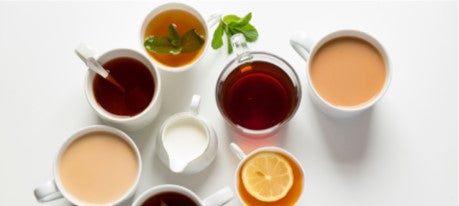 Can Drinking Tea Reduce Flu Infections?