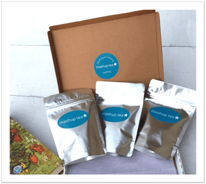 mashup teas trio of foil pouches with best teas for students during exams