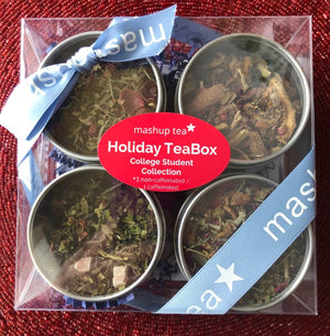 Holiday Teabox ~ College Student Collection