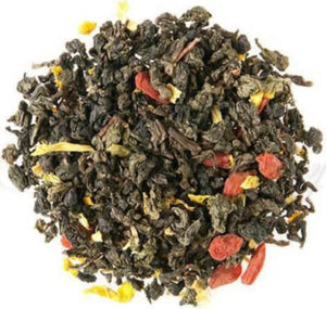 OOLONG TEA | The Skinny Goji