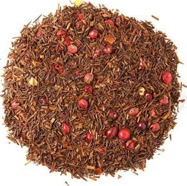 ROOIBOS TEA | Citrus Chile Pepper