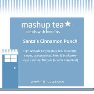 BLACK TEA | Santa's Cinnamon Punch